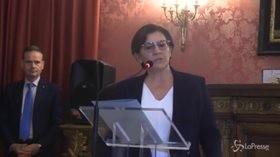 """La ministra Trenta incontra Ilaria Cucchi: """"Tutti devono chiedere scusa"""""""