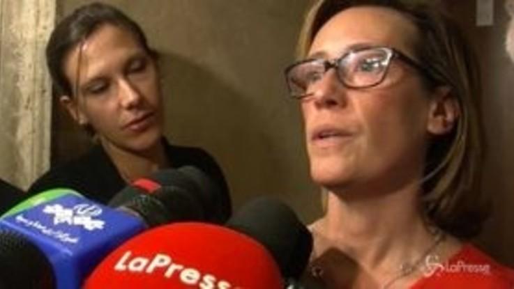 """Ilaria Cucchi: """"Generale Nistri vuole colpire tutti coloro che parlano"""""""
