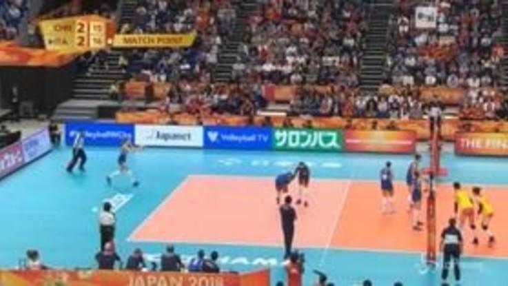 Italia in finale ai mondiali di volley: il punto decisivo delle azzurre