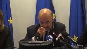 "Moscovici:"" Vedrei Salvini e Di Maio, dialogo sempre utile"""