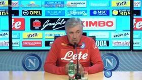 """Napoli, Insigne non va a Udine, Ancelotti: """"Cerchiamo di recuperarlo per il Psg"""""""