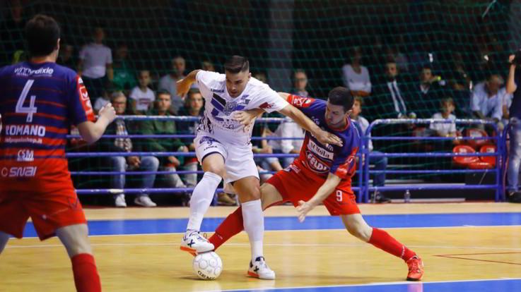 Calcio a 5, Serie A: Romano allo scadere, Eboli batte Latina in trasferta