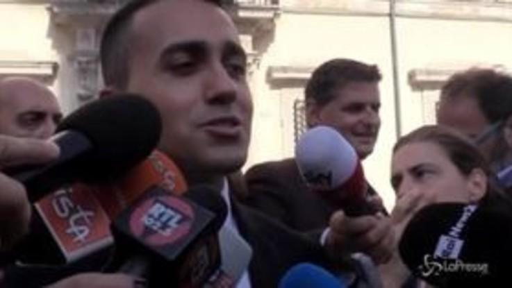 """Decreto Ischia, Di Maio e la Lega: """"Il condono del 2003 lo hanno votato loro"""""""