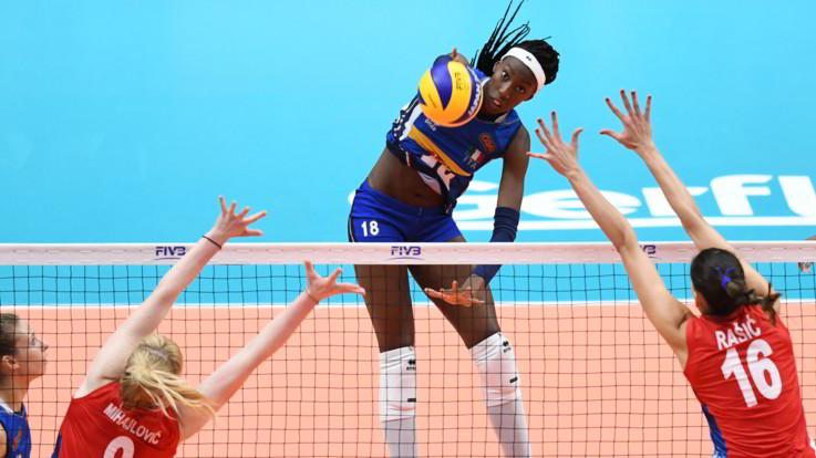 mondiali volley italia serbia finale