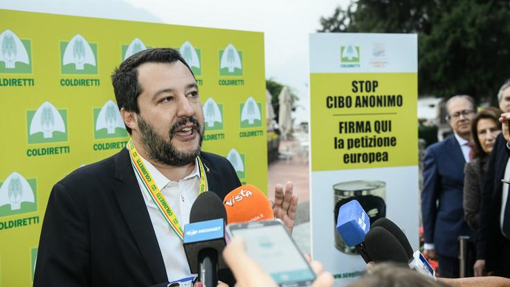 """Claviere, Salvini: """"Da oggi presidi al confine"""". Francia propone incontro per migliorare la cooperazione"""