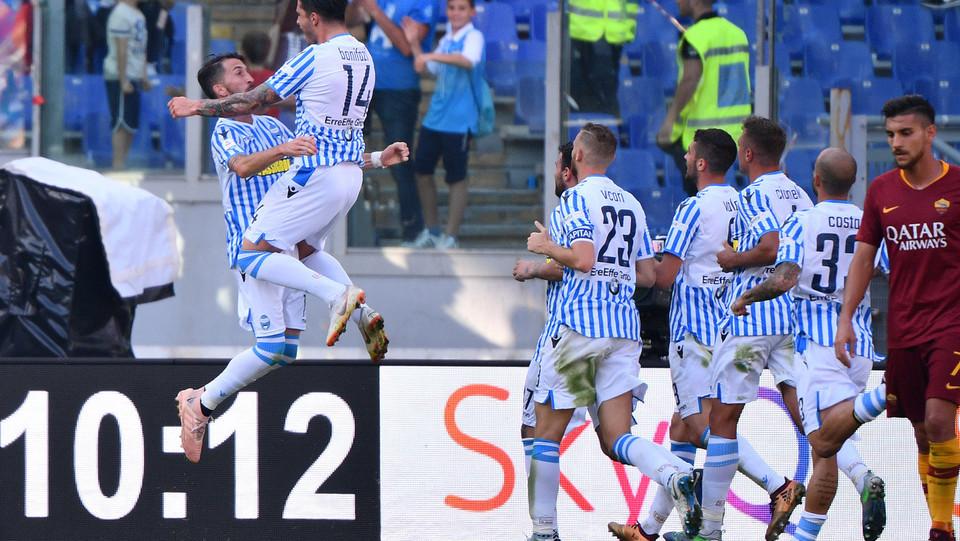 Gol di Bonifazi (Spal) ©