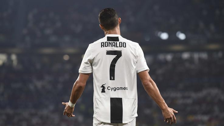 Il Genoa ferma la corsa della Juve: non basta super Ronaldo, è 1-1