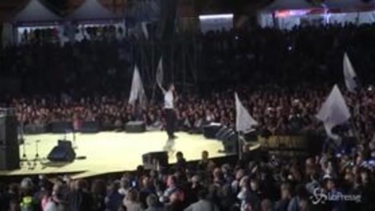"""Di Maio al Circo Massimo: """"Non ci sarà nessun condono fiscale"""""""