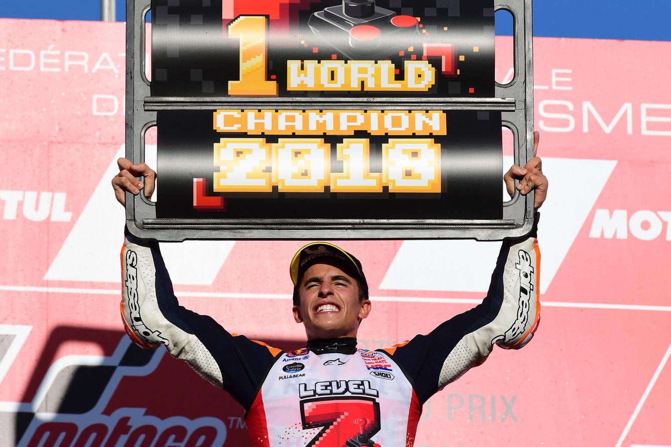 Moto Gp, a Motegi Dovizioso Marc Marquez mondiale