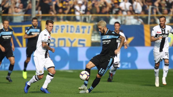 Serie A, Parma-Lazio 0-2 | Il fotoracconto