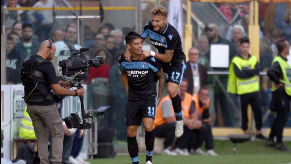 Subito il raddoppio della Lazio: questa volta a segnare è Correa ©
