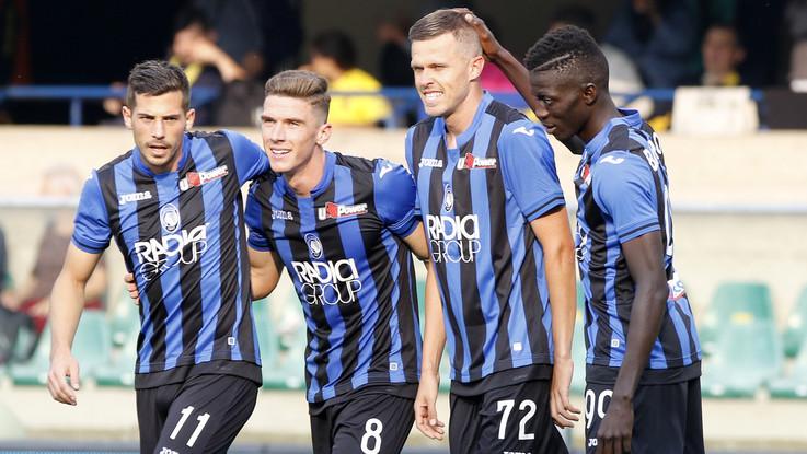 Serie A, esordio shock per Ventura: Chievo-Atalanta 1-5