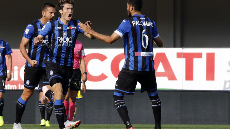 Serie A, Chievo-Atalanta 1-5 | Il fotoracconto