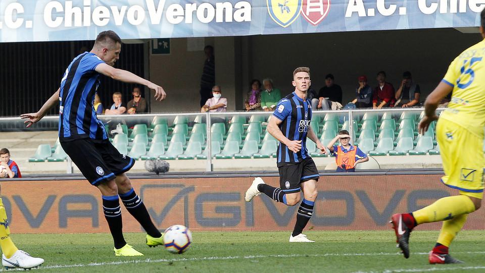 Ancora Ilicic: segna e l'Atalanta va a 3-0 ©