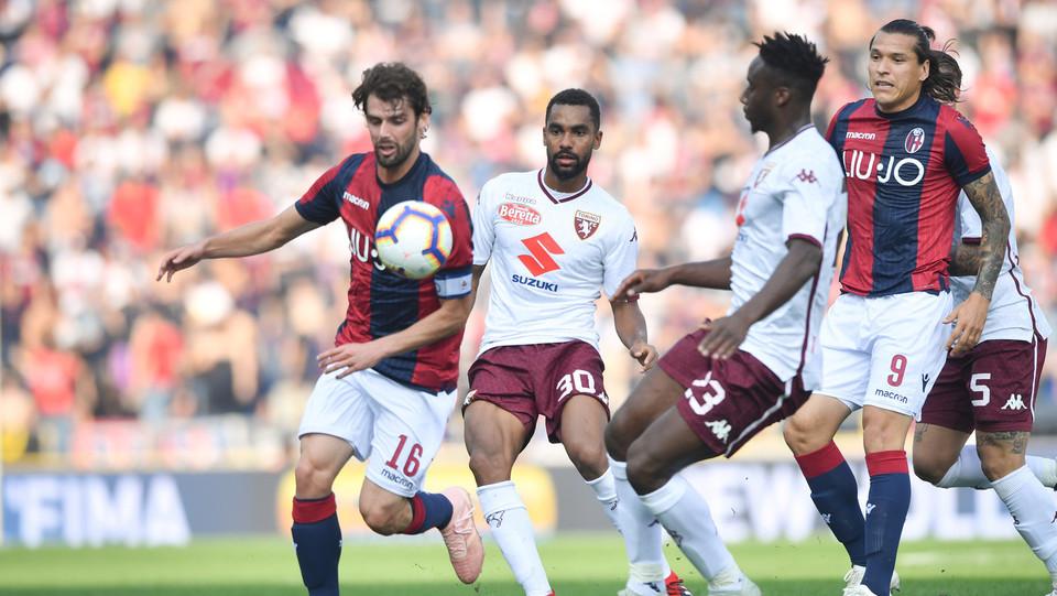 Koffi Djidji (Torino FC) in azione ©