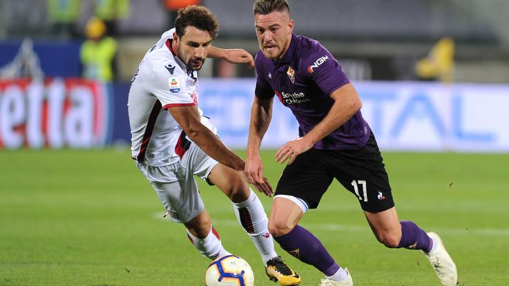 Serie A, Fiorentina-Cagliari 1-1 | Il fotoracconto