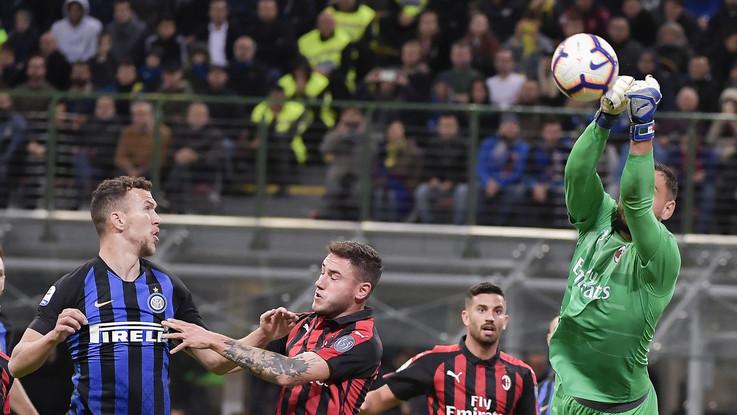 Icardi fa volare l'Inter nel finale: il Milan è battuto 1-0