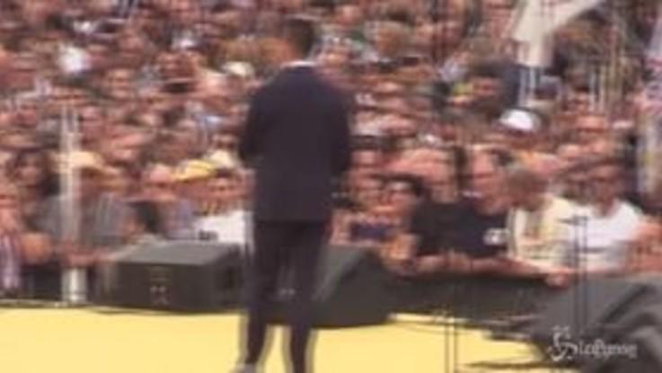 """Di Maio: """"Mai al tavolo con Berlusconi"""""""