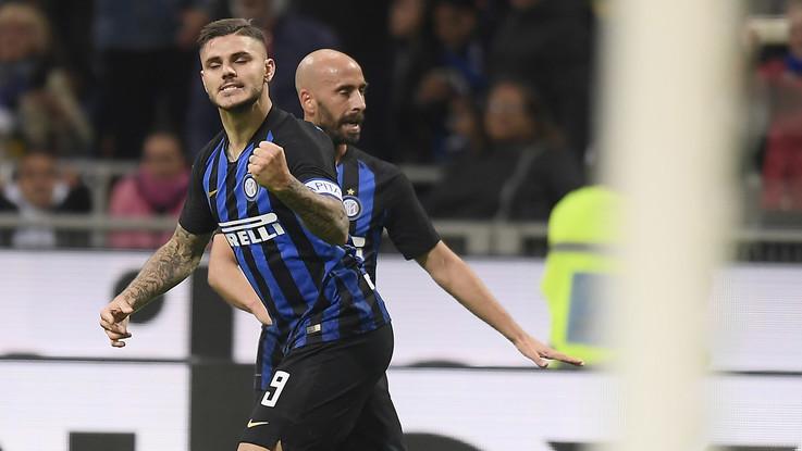 Inter-Milan 1-0, le pagelle: Icardi killer, Higuain fantasma