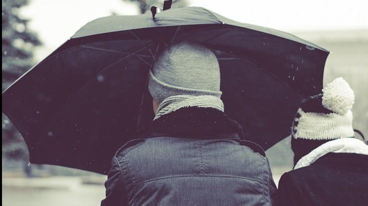 Temporali e crollo delle temperature: il meteo del 22 e 23 ottobre