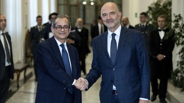 """Tria risponde alla Commissione Ue: """"Confermata la manovra italiana"""""""