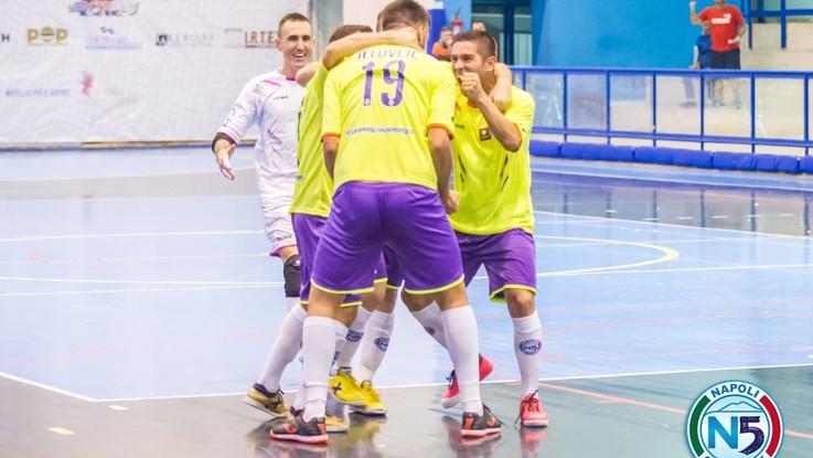 Calcio a 5, Serie A: Napoli-Pesaro per raggiungere Acqua&Sapone