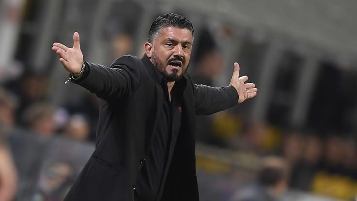 Dopo derby: Donnarumma e Gattuso sotto accusa nel Milan