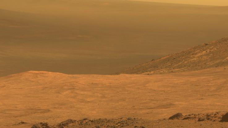 Spazio, nell'acqua di Marte abbastanza ossigeno per sostenere la vita