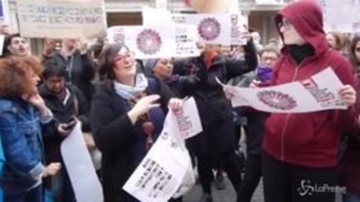 Roma come Verona, presentata mozione contro l'aborto: protesta in Campidoglio