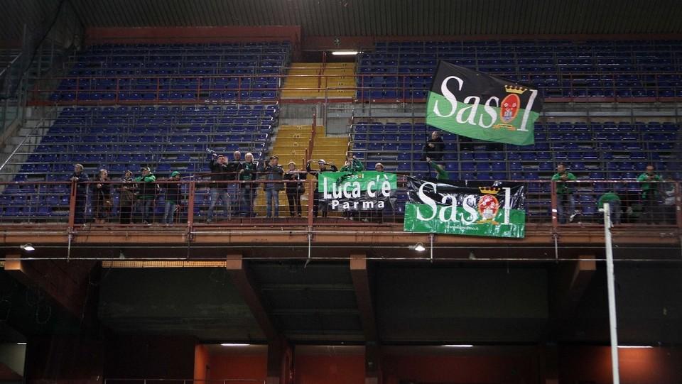 I tifosi del Sassuolo ©