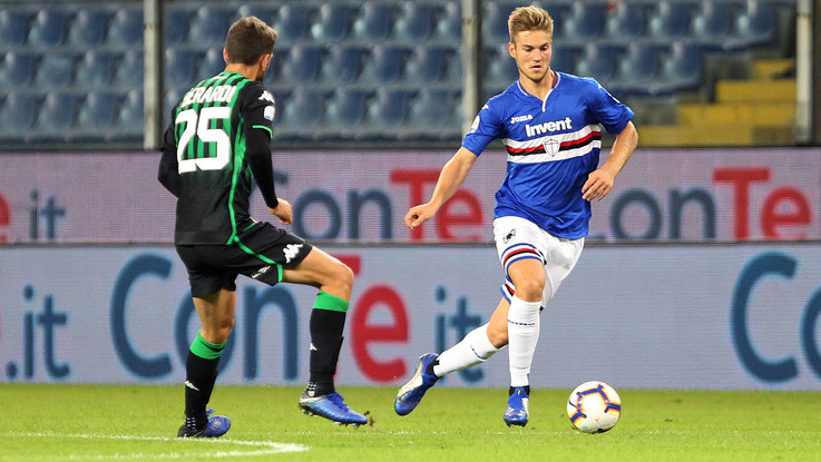 Serie A, Sampdoria e Sassuolo si annullano: un punto per l'Europa