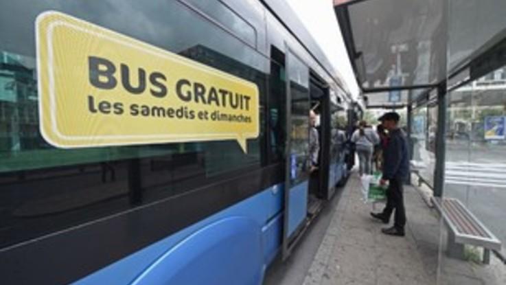 Dunkerque, mezzi pubblici gratuiti per un anno per residenti e turisti