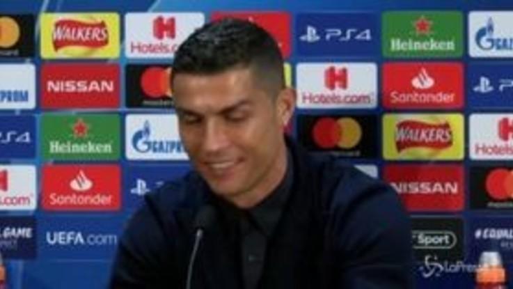 """Ronaldo sulle accuse di stupro: """"So di essere un esempio, non perdo il sorriso. La verità verrà fuori"""""""