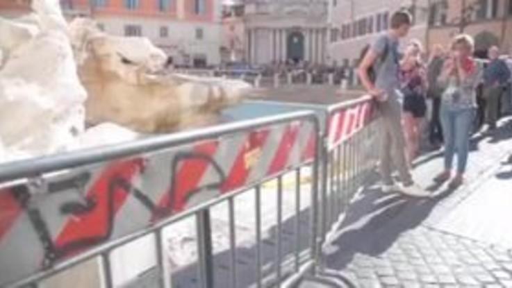 Roma, città blindata per l'arrivo dei tifosi del Cska Mosca
