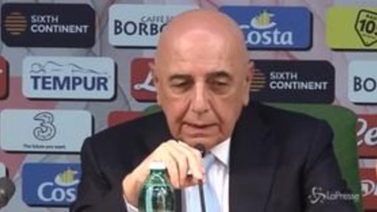 """Monza, Galliani: """"Brocchi non è il cocco di Berlusconi, l'ho scelto io"""""""