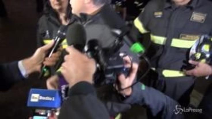 """Incidente metro Roma, capo vigili del fuoco: """"Le cause? E' una cosa strana"""""""