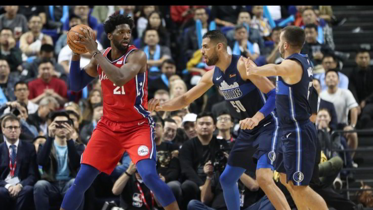 Nba, Detroit batte Philadelphia grande Griffin. Clippers sconfitti