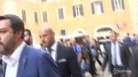 """Salvini: """"Moscovici? Quando non hanno argomenti tirano fuori il fascismo"""""""