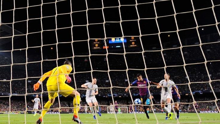 Champions League, troppo Barça anche senza Messi: Inter ko 2-0