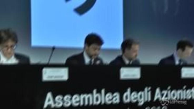 """Juve, Agnelli: """"Non permetto club associato a bagarinaggio"""""""