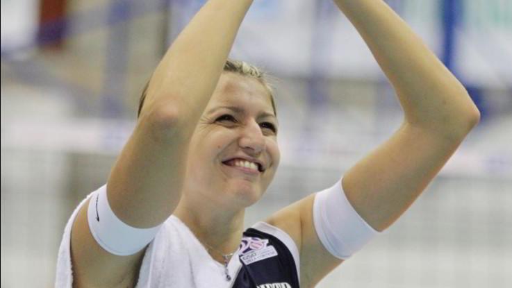 Volley, è morta a 38 anni, Sara Anzanello campionessa del mondo 2002