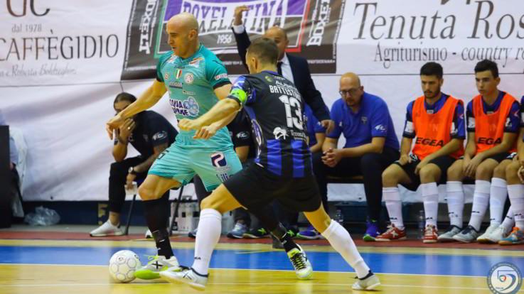 Calcio a 5, Serie A: l'Acqua&Sapone ospita Pesaro nella sfida per il primo posto