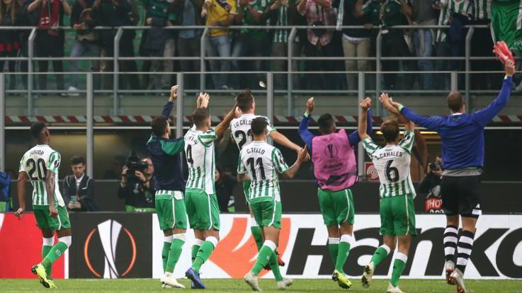 Europa League, Milan-Betis 1-2 | Il fotoracconto