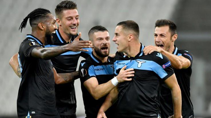 Europa League, Marsiglia-Lazio