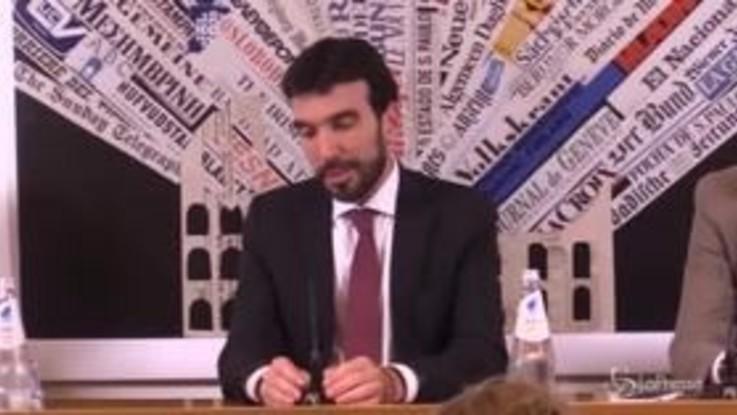 """Martina contro Conte: """"Da lui nessuna lezione, pensi a Genova"""""""