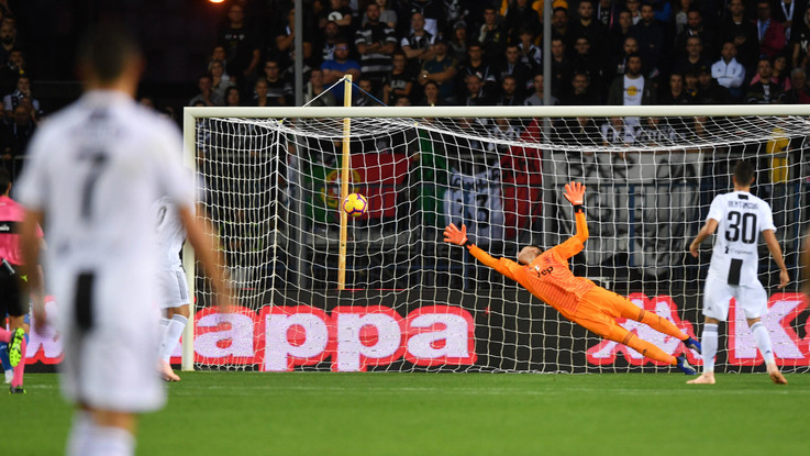 Serie A, Empoli-Juventus 1-2 | Il Fotoracconto