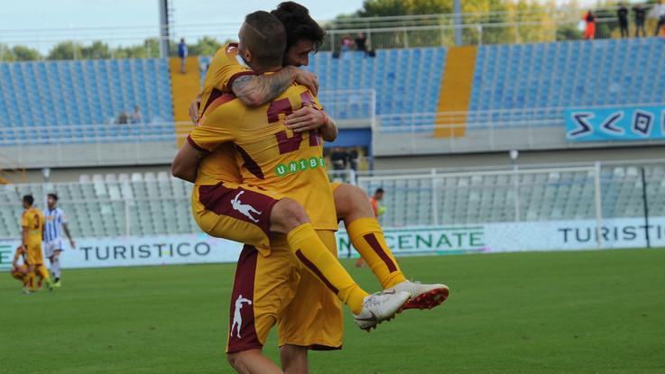 Serie B, la nona giornata: tutti i risultati