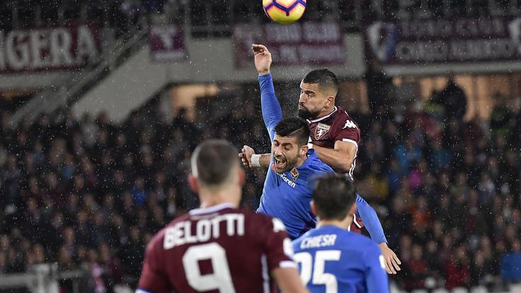 Serie A, Torino-Fiorentina 1-1 | Il Fotoracconto
