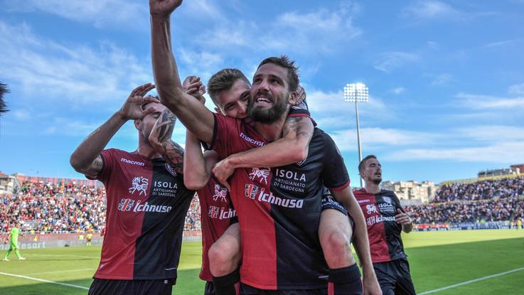 Serie A, Chievo di Ventura ancora ko: Cagliari fa festa e vince 2-1