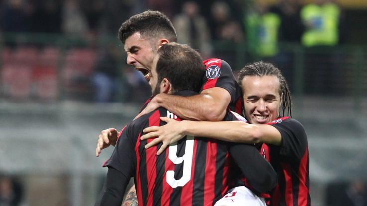 Serie A, Milan torna al successo: Samp ko 3-2, Suso fa respirare Gattuso